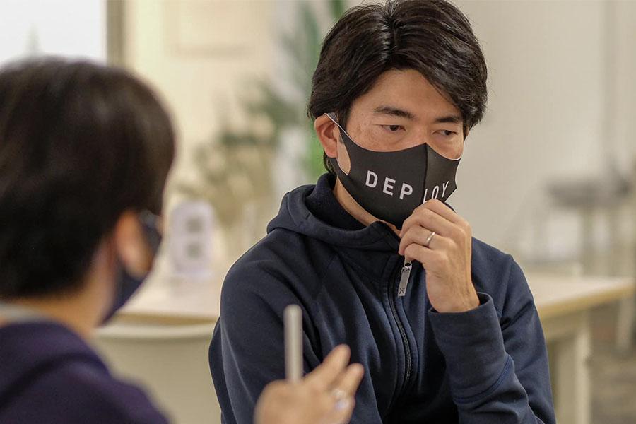 総合優勝・堀井 克倫さんインタビュー1