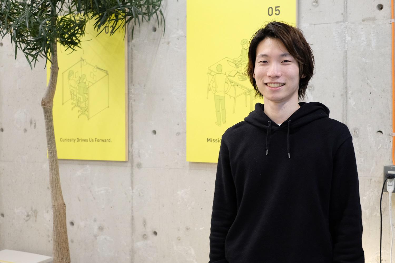 永田 悠飛さん 株式会社tsumug ソフトウェアエンジニア兼スクラムマスター G's ACADEMY FUKUOKA LAB1期卒